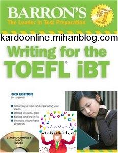 barrons toefl essay writing